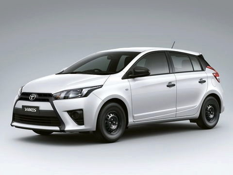 Thumb new 2014 toyota yaris hd pictures